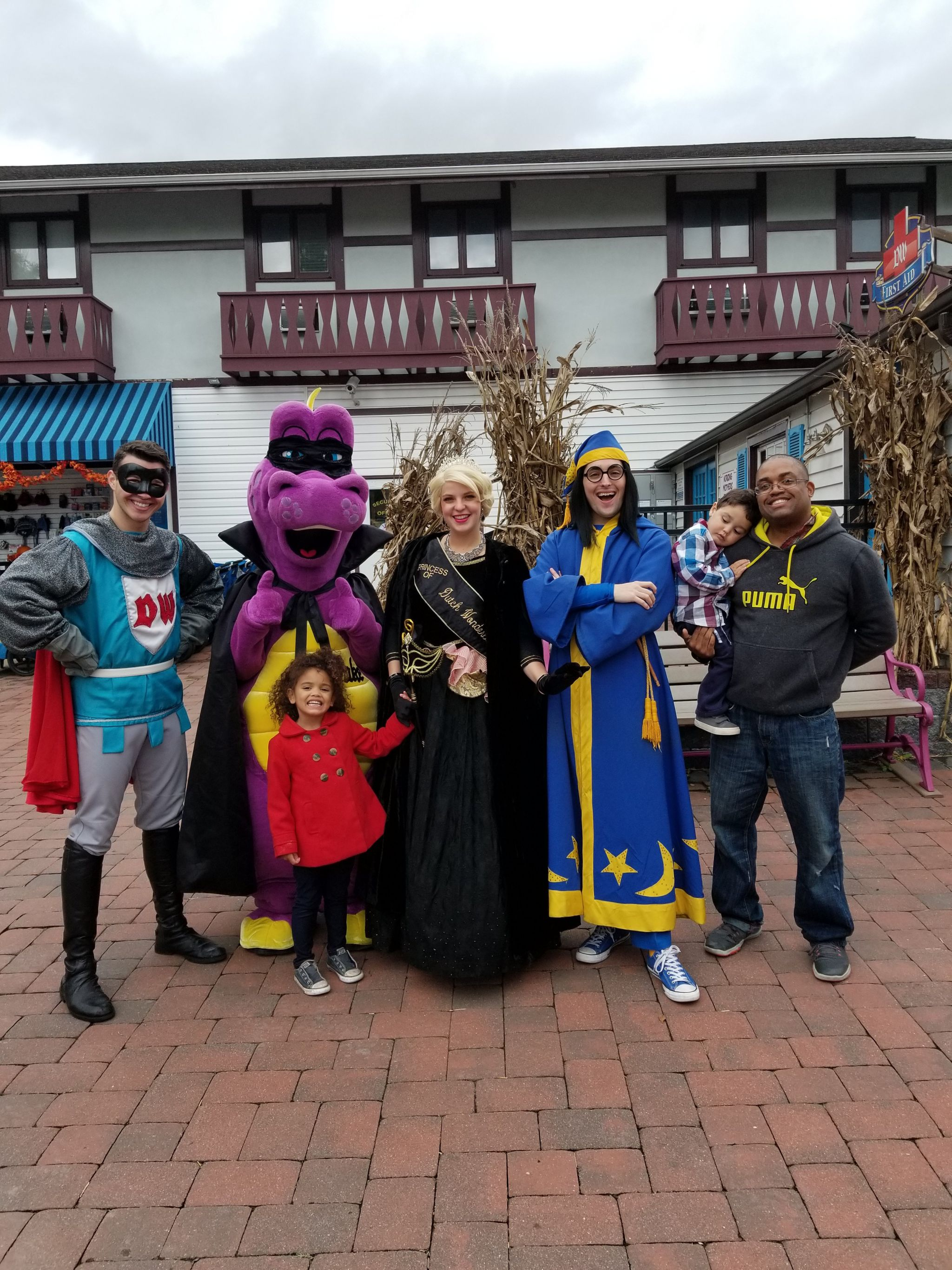 Dutch Wonderland Happy Hauntings Promo